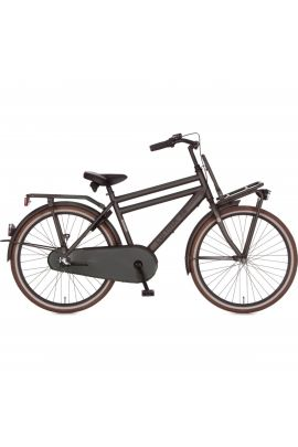 Cortina Transport U4 Mini Raw Black gold matt Jongens 26 inch